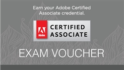 Adobe Certified Associate Exam Voucher