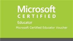 Microsoft Certified Educator Voucher