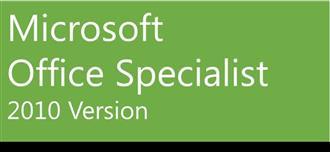 Microsoft Press Book Microsoft Office 2010 Step by Step (Single Application)